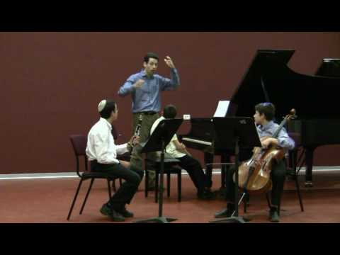 Jonathan Biss masterclass-Beethoven Clarinet Trio Op 11-2/4