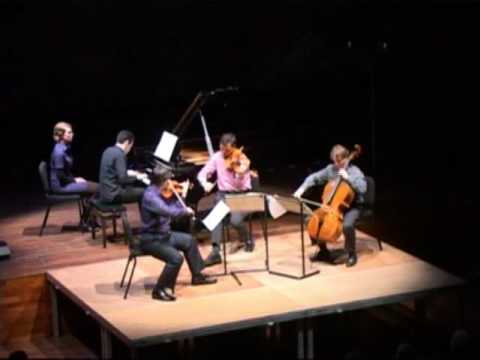 Brahms Piano quartet no.2 in A: II. Poco adagio (second part)