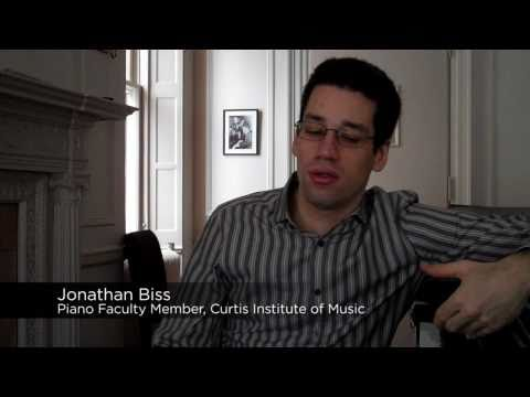 From Student to Teacher: Jonathan Biss joins the Curtis piano faculty