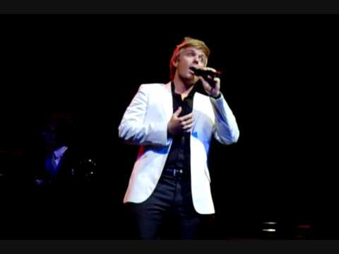Jonathan Ansell She`s Out Of My Life Chichester July 2009