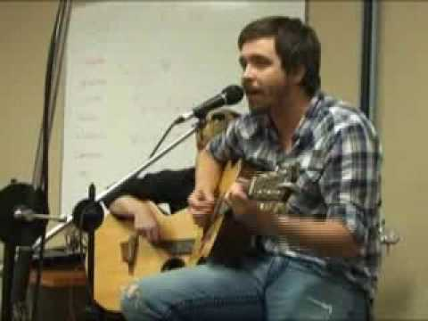 "Jonathan Singleton Sings Billy Currington`s ""Don`t"""