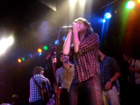 Fight (live) - Ben Kweller (feat. Jones Street Station)