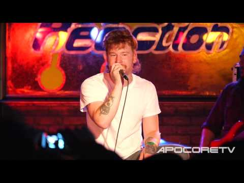 Jonny Craig - What I`d Give to Be Australian (Live at Chain Reaction) [HD]