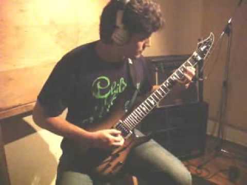 Custom Guitar Test