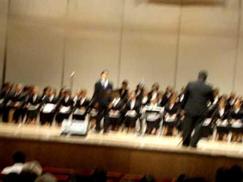 """oratorio """"El Mesias"""" """"Dice el Se�or"""""""