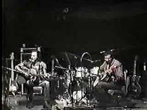 Jorma Kaukonen w/ David Bromberg: 206 Whinin` Boy Blues