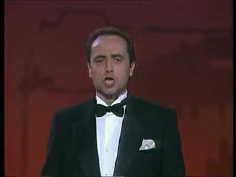 Jose Carreras - Ave Maria 1980