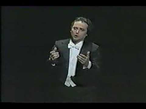 Jose Carreras GRANADA - London 1986