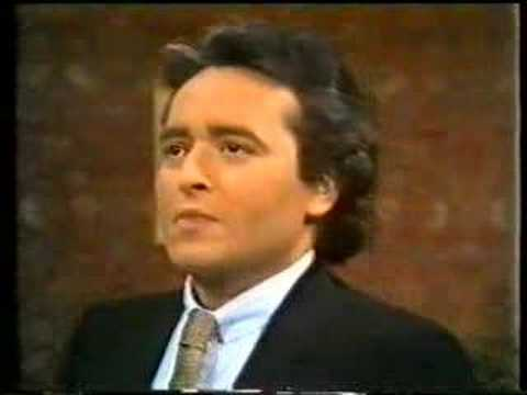 Jose Carreras sings Nessun dorma