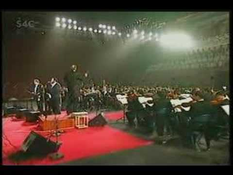 Three Tenors 2001 - La Donna e Mobile - Pavarotti Carreras D