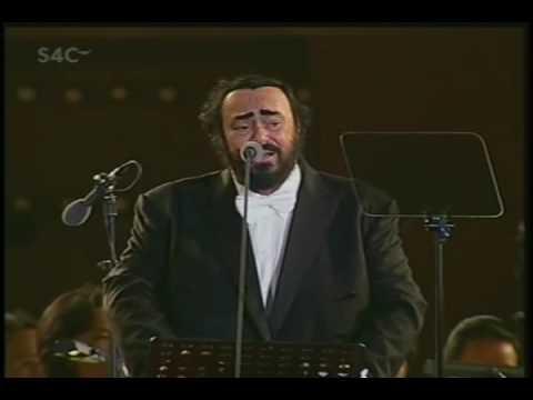 Three Tenors 2001 - Parlami d`amore Mariu - Pavarotti et al