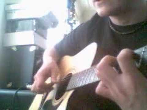 """Jose Gonzalez - """"Heartbeats"""" (Cover by Elliot Friedman)"""