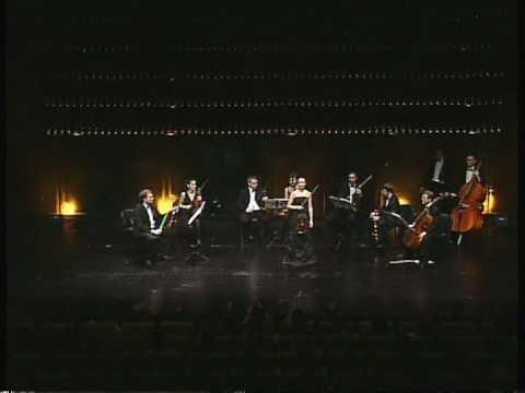 Moscow Sinfonietta and Liubov Abaturina play de Falla