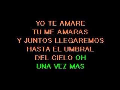 Jose Luis Rodriguez La llamada del amor - voz