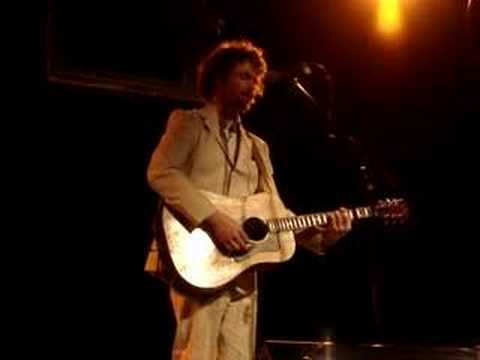 Josh Ritter - Thin Blue Flame with extra lyrics (Indy)