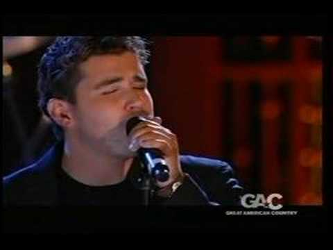 Josh Gracin The Dance GAC/Cracker Barrel