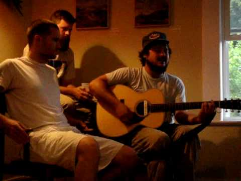 Josh Phillips and Rob Russell perform Morning Song