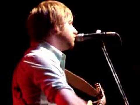 Josh Pyke - Sew My Name (Live Fly By Night)