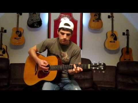 Way Out Here - Josh Thompson cover by Mitch Rossell