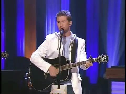 "Josh Turner performs ""Long Black Train"" at the Grand Ole Opry"