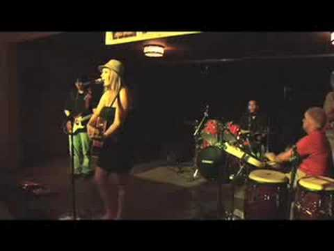 """Waterfalls"" Anuhea and Friends Performing Live"
