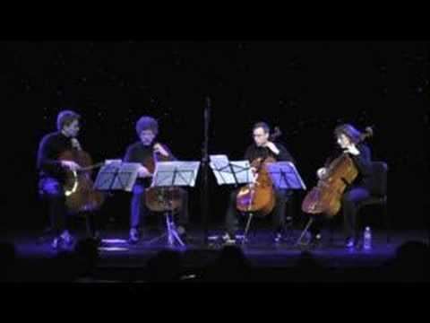 Teddy Bear`s Picnic -Triple Door Cello Quartet