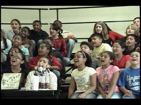 "PS22 Chorus ""DON`T STOP BELIEVIN`"" Journey"
