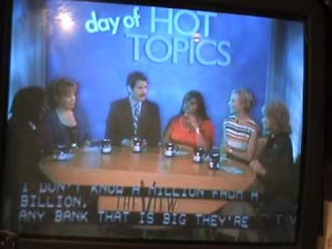 TheViewTV 1-18-10 3