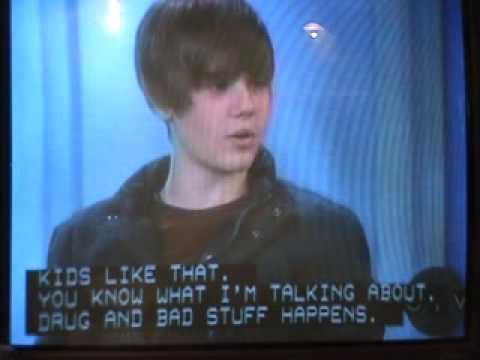 TheViewTV 3-22-10 18 (Justin Bieber)