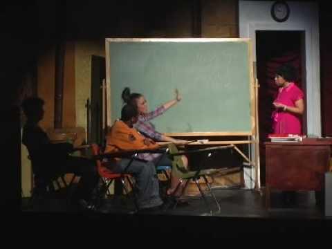 "Joyce Licorish Presents ""Birth of Soul"" - Hammer/Rick James Scene"