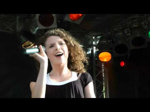 """""""Satellite"""" von Lena Meyer Landrut gesungen von Joyce Hildebrand (12)"""