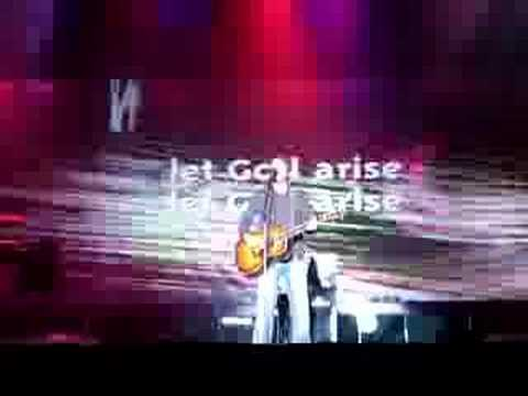 Chris Tomlin`s Let God Arise
