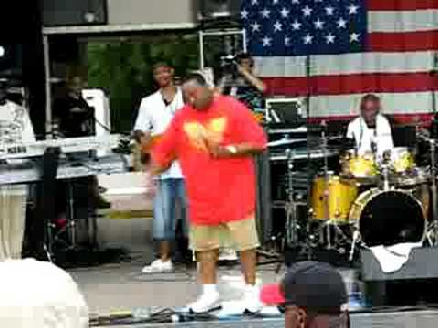 Marvin Sapp at Joyfest 2008