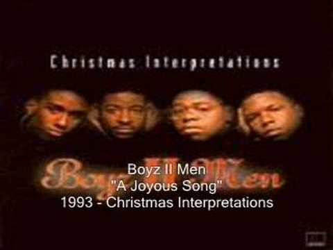 Boyz II Men - A Joyous Song