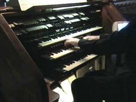 "Pipe Organ - ""A Joyous Procession"", Richard Purvis"