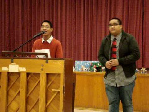 This Christmas - Cover by Marvin Calderon Jr. and Albert Posis