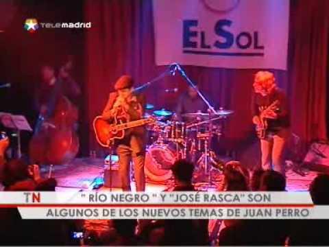 Juan Perro presenta su nuevo disco antes de sacarlo a la venta