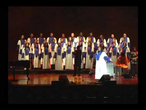 Montreal Jubilation Gospel Choir directed by Trevor Payne - Goin Up Yonder part 1