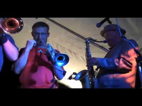 Judge Roughneck at the Collegiate Peaks Music Festival, `09