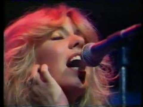 JUDIE TZUKE - Higher and Higher - Live - 1981
