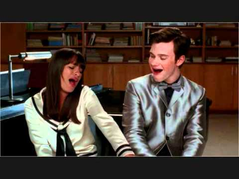 Happy Days Are Here Again/Get Happy - Lea Michele and Chris Colfer (Rachel and Kurt)
