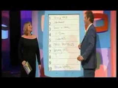 Stringfever on that`s what I call tv Julian Clary