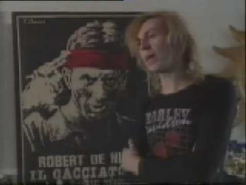 The Late Show Julian Cope part 1