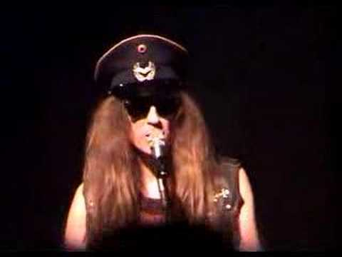 Julian cope Double Vegetation LIve 17 5 07