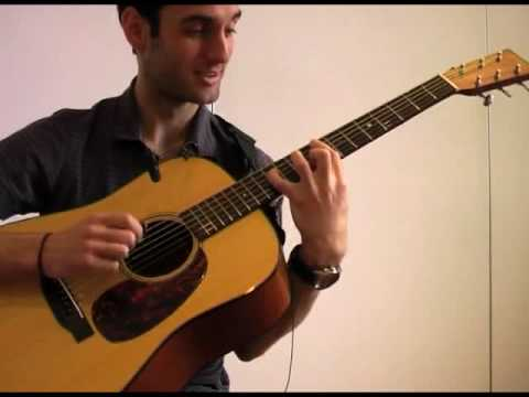Julian Lage - Guitar Techniques October 2009