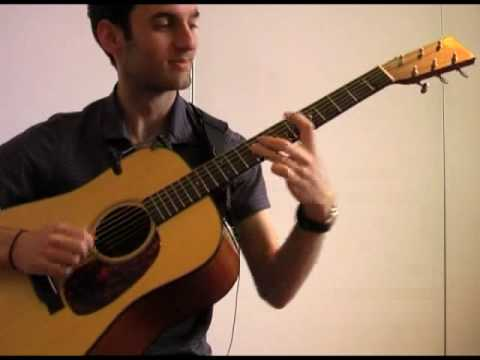 Julian Lage Lesson