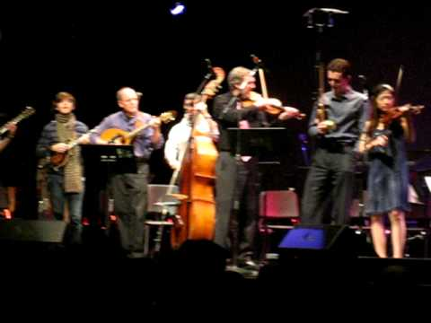 Gypsy Fantastic performed by Mark O`Connor, Ben Powell, Julian Lage, John McGann & Jacob Jolliff