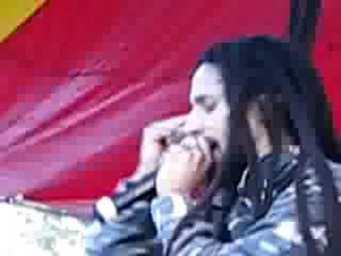 Julian Marley Live , Systems , Reggae Rising 2008