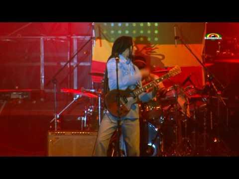 JULIAN MARLEY - Live & Reggaeland Płock 2010