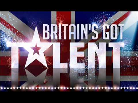 Julian Smith - Britain`s Got Talent - Week 2- Saxaphone